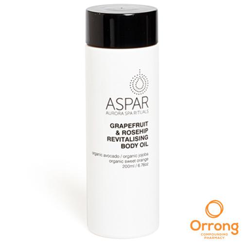 GRAPEFRUIT & ROSEHIP REVITALISING BODY OIL